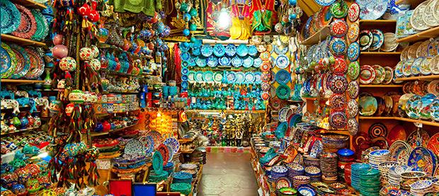 Explore The Grand Bazaar in Turkey