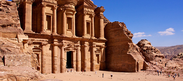 UNESCO World Heritage Site of Petra