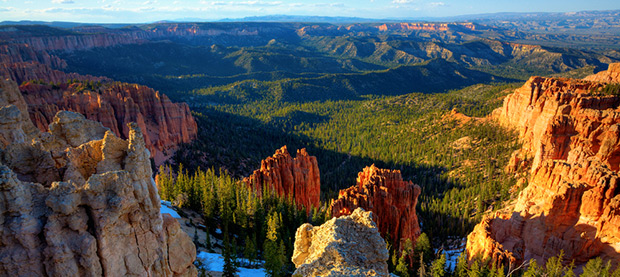 Beautiful Bryce Canyon National Park