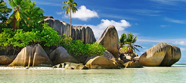 La Digue Island, The Seychelles