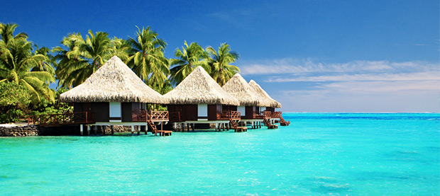 Escape to the Maldives