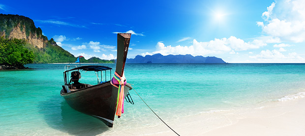 Thailand's Picturesque Coastline