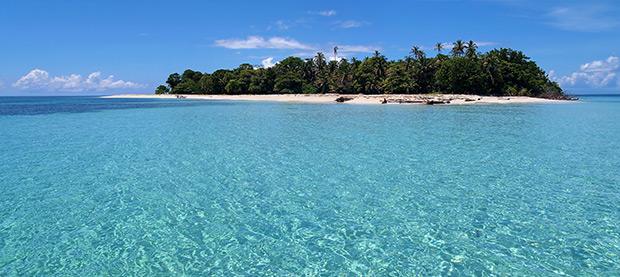Paradise in Panama