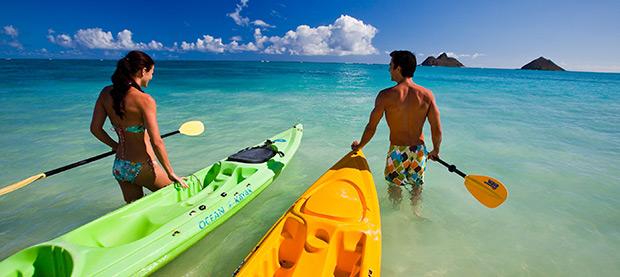 Say Aloha to Hawaii