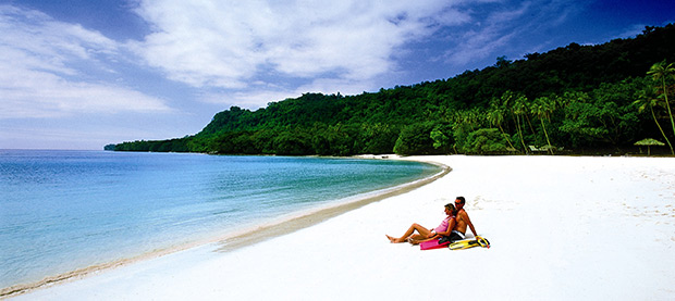 White Sand Beaches Await in Vanuatu