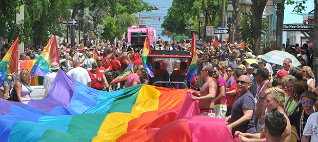 Key West Pride Festivities