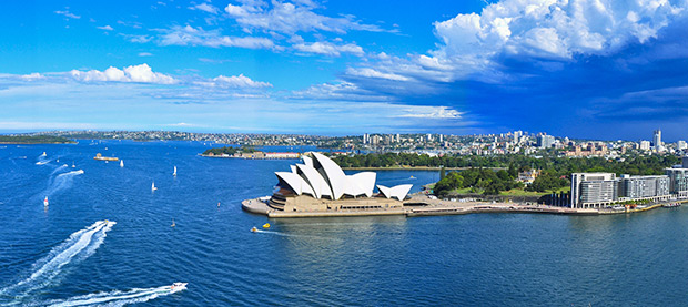Sydney Hosts the Australian Open in December
