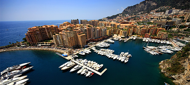 The World's Most Scenic Racetrack – Monaco