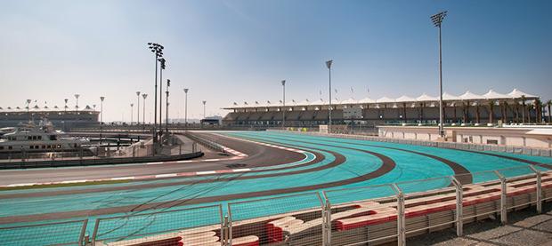 Experience Formula One in Abu Dhabi