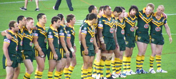 Check out an NRL game