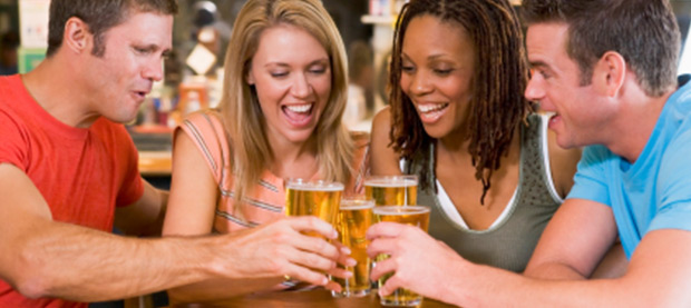 Celebrate or Commiserate With the Locals