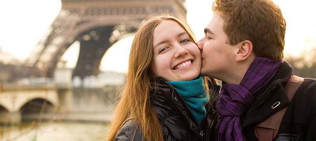 Enjoy the Ultimate City of Romance