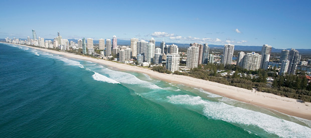Just 20 mins from Surfers Paradise