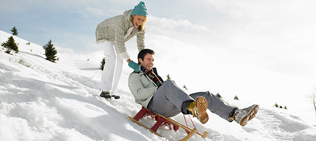 Fun in the... Snow :-)