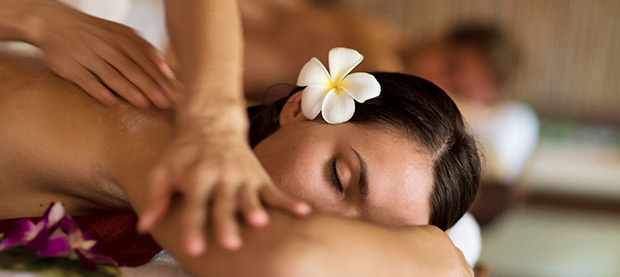 Indulge in a Couples Massage