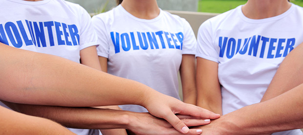 Put the 'u' in Volunteer