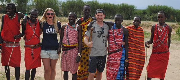Meet the Maasai People in Tanzania