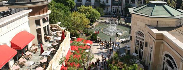 The Grove Los Angeles