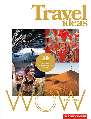 The WOW List Front Cover