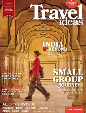 Small Group Journeys Front Cover