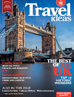 Best Travel Magazines Usa