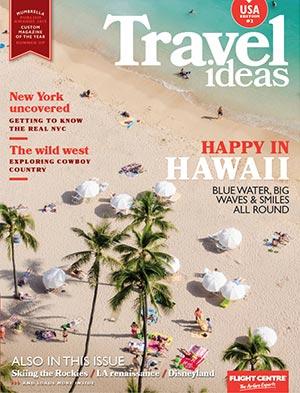 Travel Ideas Magazine By Flight Centre Flight Centre