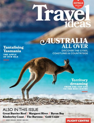 Australia Front Cover