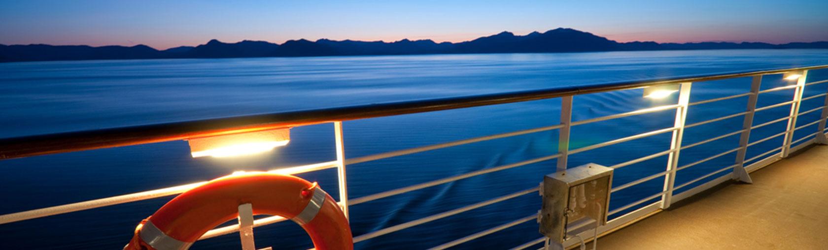 cruise generic balcony