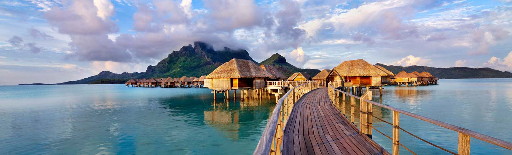 Over Water Bungalows - Luxury Accommodation