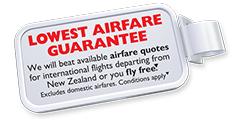 Lowest Airfare Guarantee